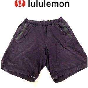 LULULEMON MENS  SHORTS SIZE M